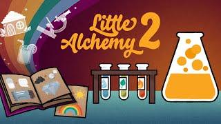 How To Create Island & Archipelago    Little Alchemy 2