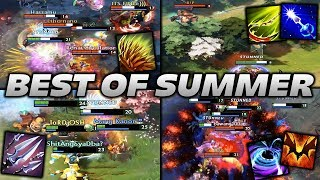 Dota 2 Pub Moments [BEST OF SUMMER]