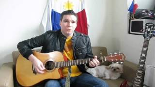 14-SILENT SANCTUARY (American Cover by AkoSiChris jOePM Original Pinoy Music)