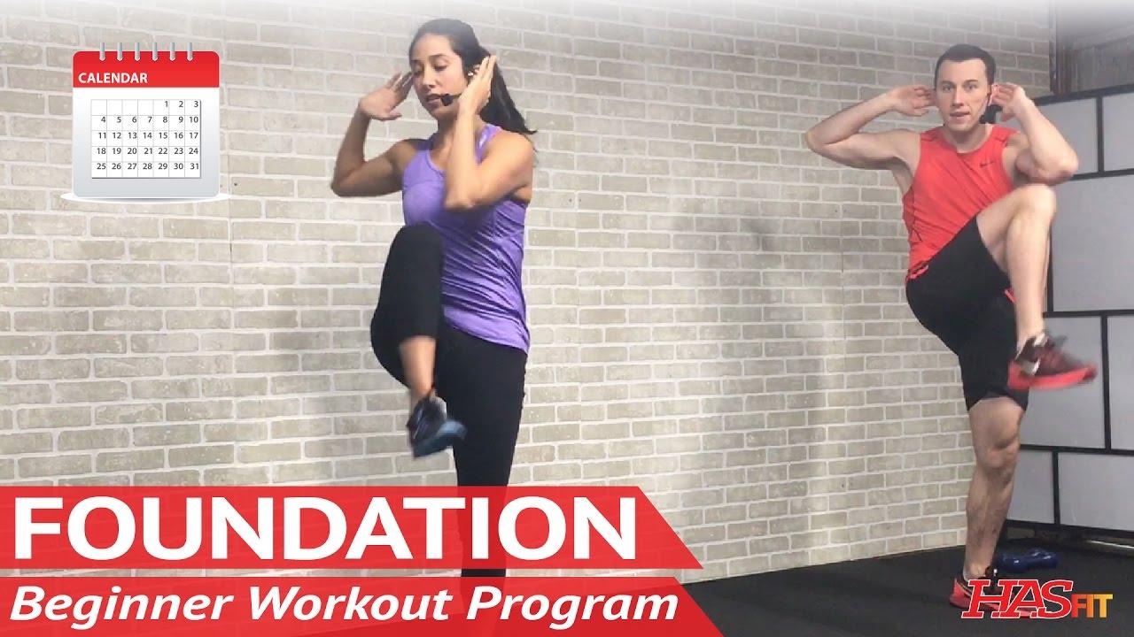 foundation 30 day beginner