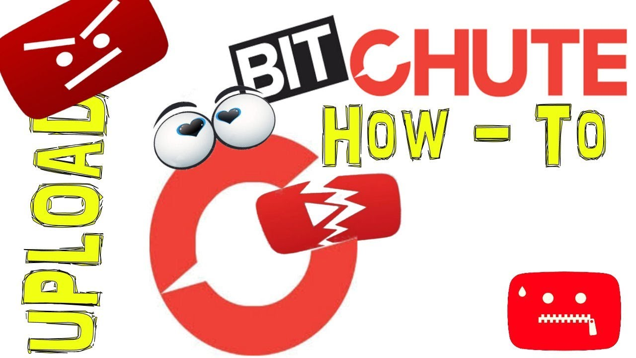 How to upload to bitchute tutorial
