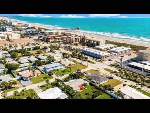 145 E. Leon Lane | Home For Sale | Video Tour | Cocoa Beach, FL 32931