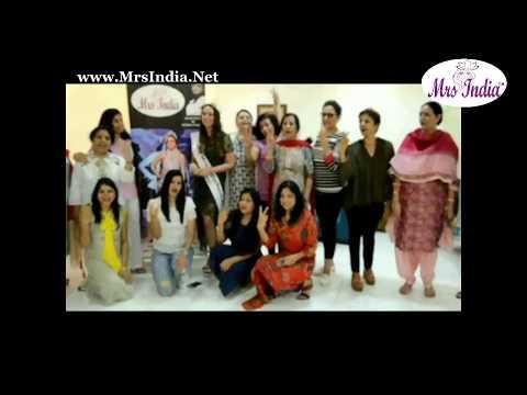 Mrs India Celebrates International Yoga with Therapist Vinyasa Yoga  and Yoga Guru Vanita Randhava
