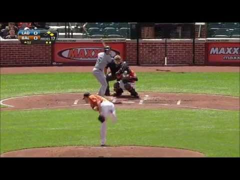 Andre Ethier Ultimate 2013 Highlights