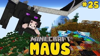 WIR BRECHEN IN EIN DRACHENNEST EIN ✿ Minecraft MAUS #25