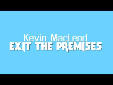 Kevin MacLeod - Exit The Premises (Paint The Town Red OST)