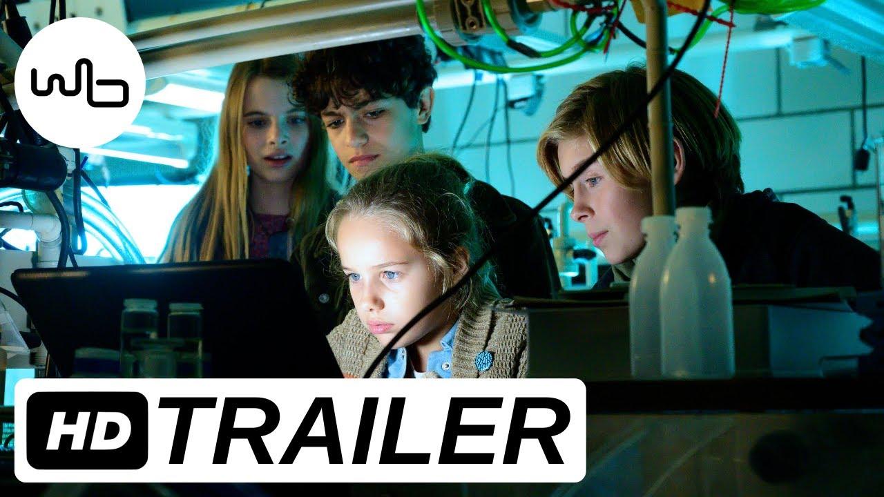 DIE PFEFFERKÖRNER UND DER SCHATZ DER TIEFSEE | Offizieller Trailer | Demnächst im Kino!