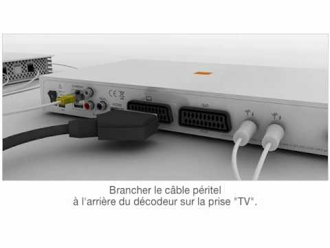 D codeur tv installation du premier d codeur tv youtube - Installation decodeur tv orange ...
