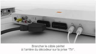 Décodeur TV : installation du premier décodeur TV