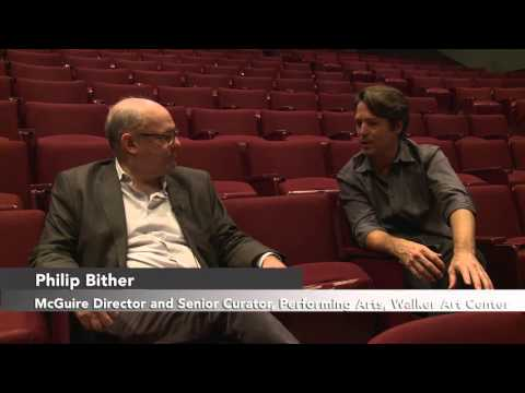Leadership Talks from ICPP: Sam Miller and Philip Bither on The Art of the Artist Interview