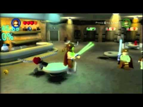 lego star wars the complete saga walkthrough part 1 - youtube