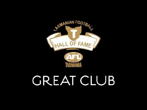 2010 Great Club | Cannanore/Hobart Football Club