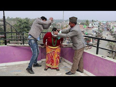 Dobate Episode 156 - दोबाटे भाग १५६ - Nepali Comedy Serial - 16 -02 - 2018