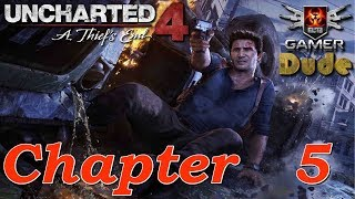 Uncharted 4: A Thief's End Глава 5 - Гектор Алькасар