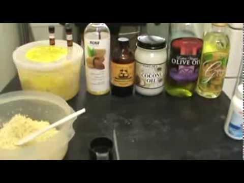 DIY Whipped Shea Butter (Raw No Heat)