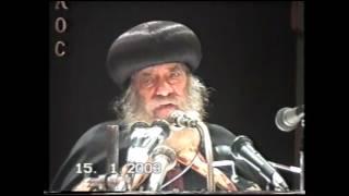 2ـ سهل حياتنا 15 01 2003 عظات يوم الأربعاء البابا شنودة الثالث