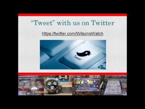 Wilsons Watch and Jewelry Repair - Coral Ridge Mall - Fort Lauderdale, FL - Watch Repair