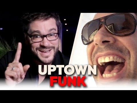 L'histoire de UPTOWN FUNK de MARK RONSON (feat. Dj ZEBRA) - UCLA