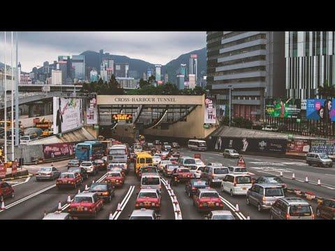 طريق ناثان اجمل شوارع التسوق ( 28# ) Nathan Road nicest shopping streets