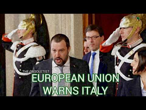 European Union Warns Italy