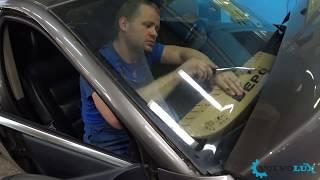 Замена лобового стекла на вольво s80 vollux