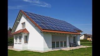 Обзор Солнечной Электростанции 17 кВт под Зеленый Тариф