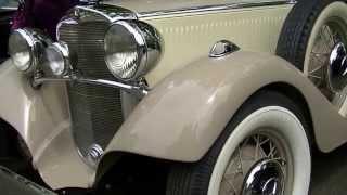 немецко-фашистских автомобиль штабной машины 2 мировой войны  Мерседес Бенц 1935