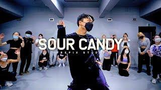 LADY GAGA, BLACKPINK - SOUR CANDY | MOOD DOK choreography