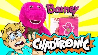 Parents Upset Over Barney Toy