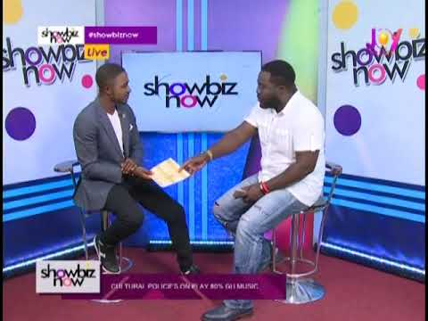 Showbiz Now on Joy Prime C (6-9-18)