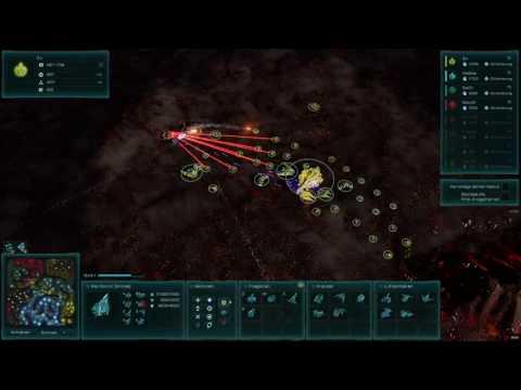 Ashes of the Singularity Escalation Gameplay Galaktischer Krieg Part 5 |
