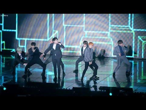 160217 방탄소년단 (BTS) I NEED U + DOPE (쩔어) [전체]직캠 Fancam (가온차트) by Mera