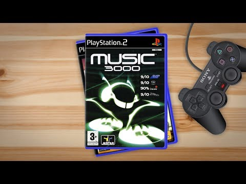 Using A PS2 Game To Make A Beat - Music 3000