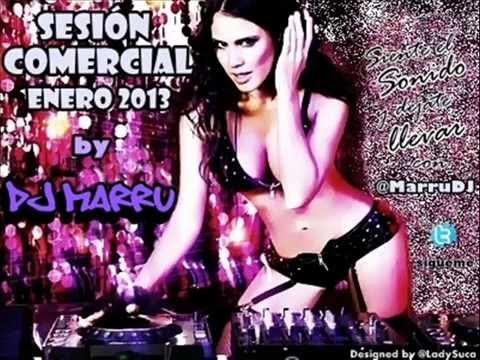 Sesion Comercial Enero  - DJ Marru