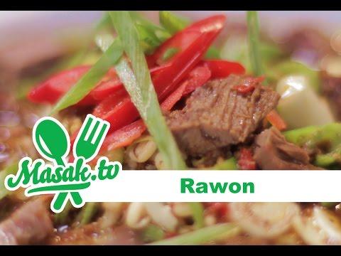 Rawon Khas Jawa Timur