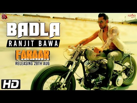 Ranjit Bawa Songs | Badla | Faraar | Gippy Grewal | Latest Punjabi Songs | SagaHits