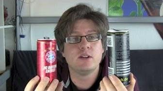 FC Bayern München Energy Drink Test