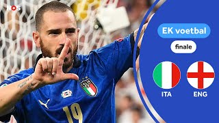 Is it coming home, or coming Rome? | Samenvatting EK-finale Italië - Engeland