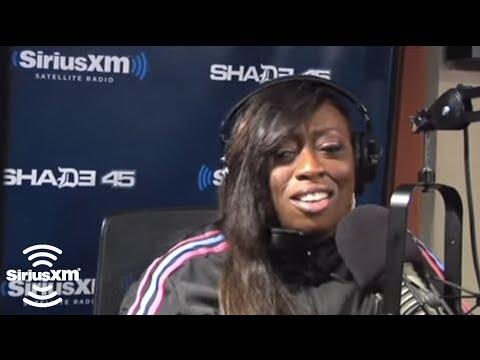 Missy Elliott Talks Aaliyah's Spirit & Style // SiriusXM // Shade 45