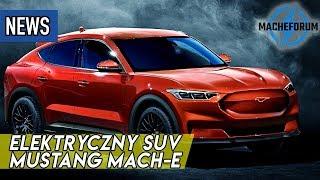 Ford Mustang Mach-E, Maserati Alfieri, Audi e-tron Sportback - #318 NaPoboczu