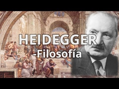 Heidegger - Filosofía - Educatina