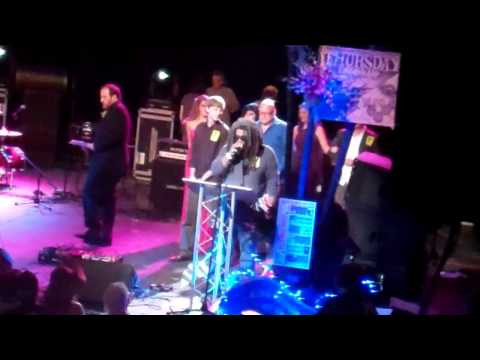 Jeff Lofton wins Best Jazz Band '10-'11 Austin Music Awards at SXSW