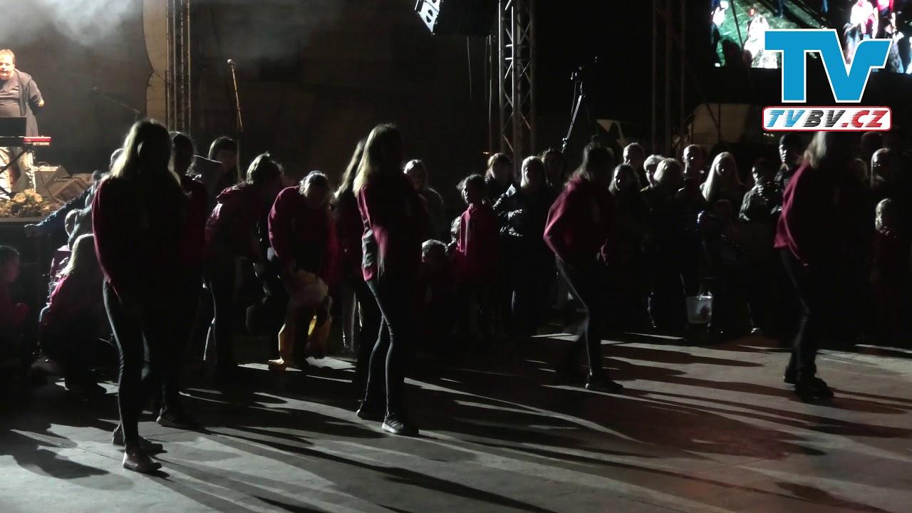 Taneční vystoupení E. M. Dancers - XXVIII. Břeclavské svatováclavské slavnosti 2019