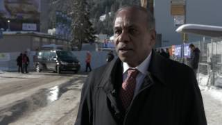 THE In Davos: Interview With Subra Suresh