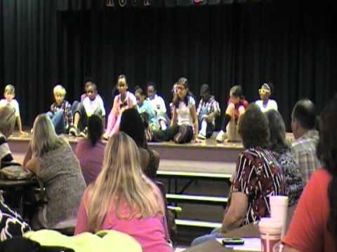 Steppers of East Smiths Station Elementary School