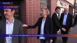 Yvelines | L'actu de la semaine en 78 secondes (du 11 au 15 janvier 2021)