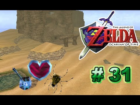 The Legend of Zelda Ocarina of Time Guia Parte 31 La Flecha de Hielo Videos De Viajes