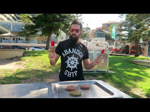 WINTER BBQ IN AUSTRALIA?!