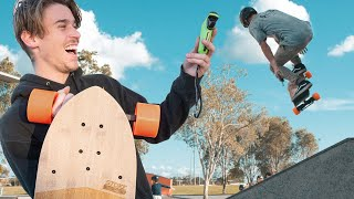 Baixar HOW A SKATER RIDES AN EVOLVE | A DAY WITH TYLER