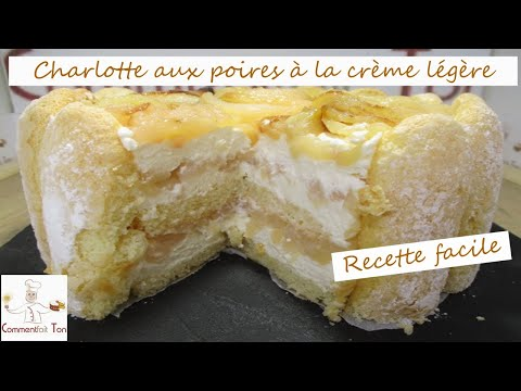 charlotte-aux-poires-à-la-crème-onctueuse-revisitée-par-commentfait-ton